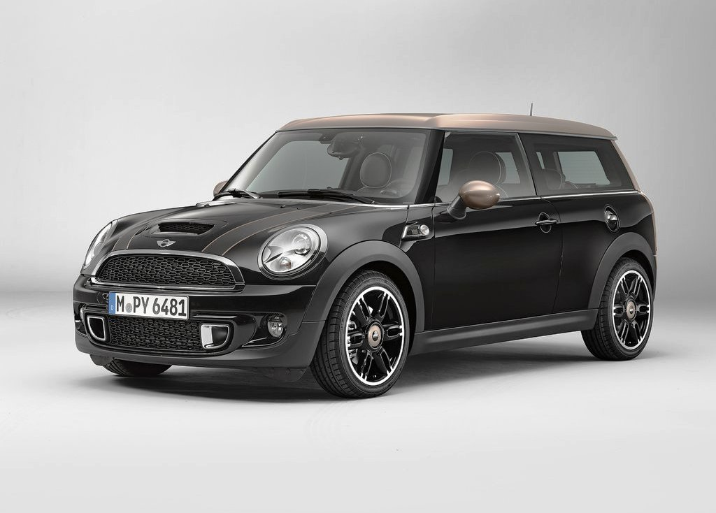 Featured Image of 2013 Mini Clubman Bond Street Will Comes At Geneva