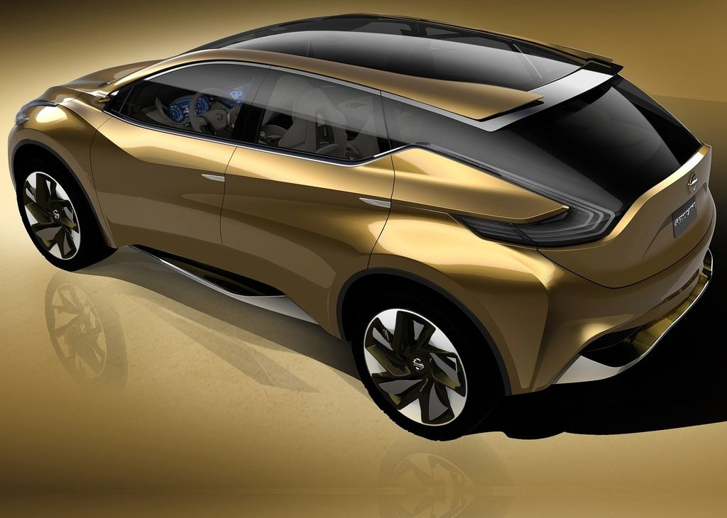 2013 Nissan Resonance Exterior Design (Photo 2 of 6)