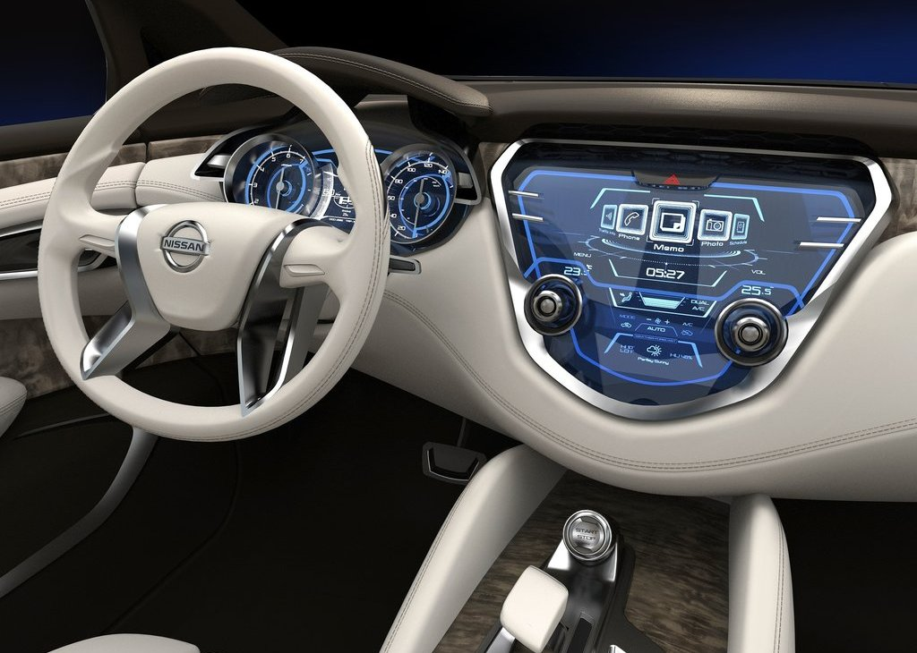 2013 Nissan Resonance Interior (Photo 4 of 6)