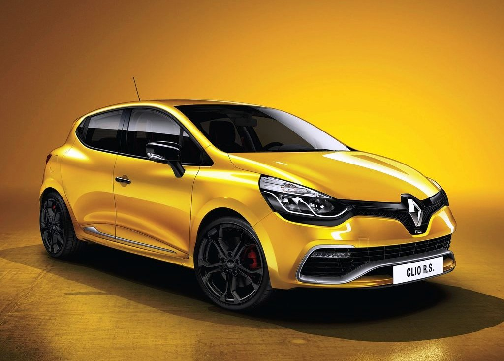 2013 Renault Clio RS 200 Wallpaper (Photo 6 of 6)