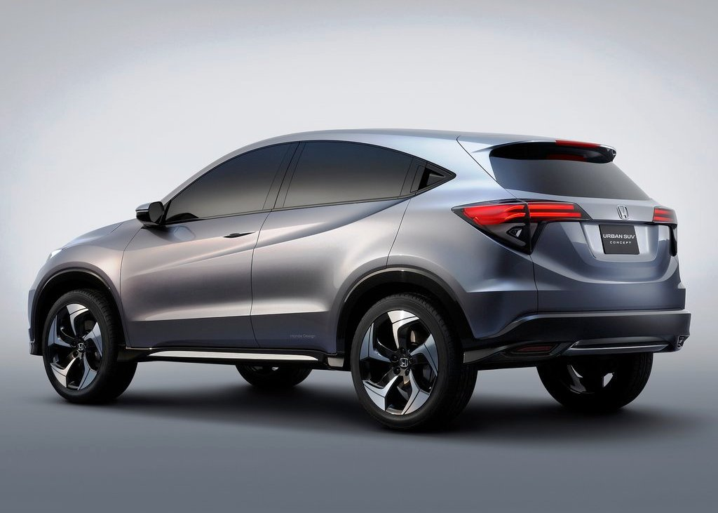 2013 Honda Urban Suv Concept Exterior Design (Photo 2 of 5)