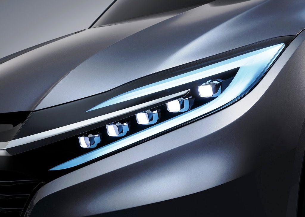 2013 Honda Urban Suv Concept Head Lamp (Photo 3 of 5)