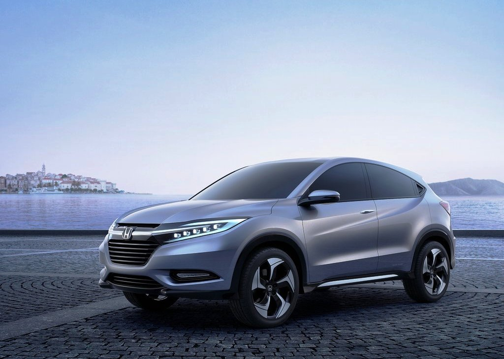 Featured Image of Honda Urban SUV Concept Comes To US Market At