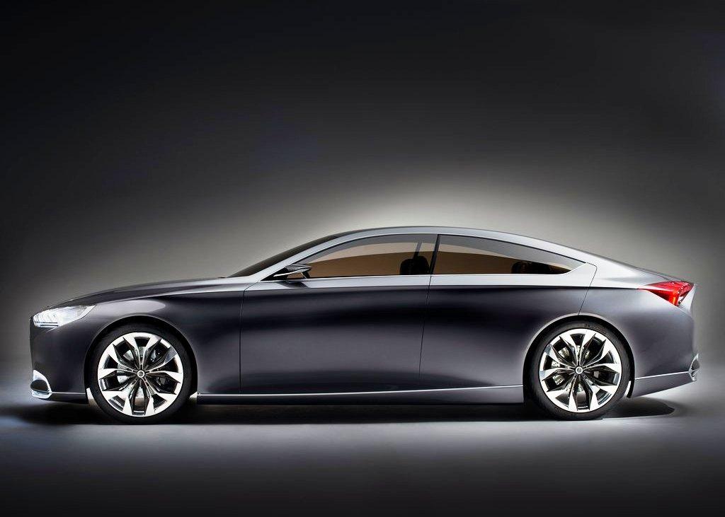 2013 Hyundai Genesis Side View (View 4 of 7)