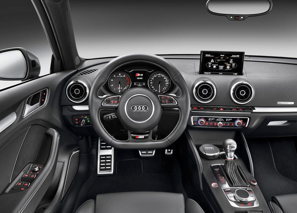 2014 Audi S3 Sportback Interior (View 3 of 6)