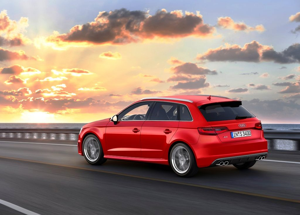 2014 Audi S3 Sportback Side View (View 4 of 6)