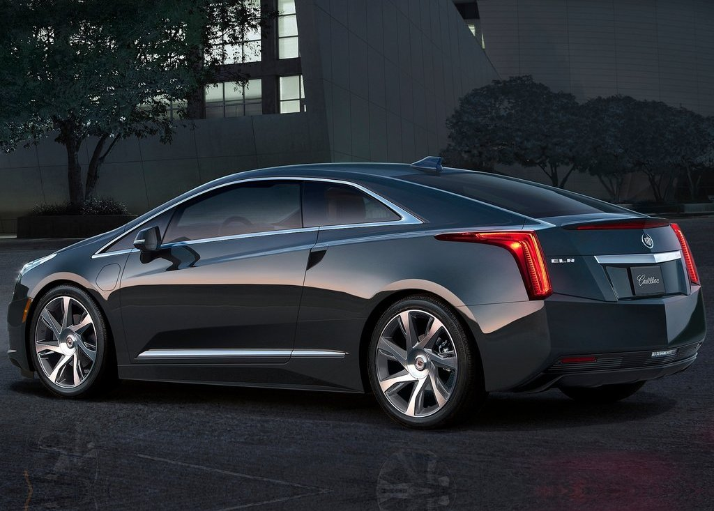 2014 Cadillac ELR Exterior Design (Photo 2 of 6)
