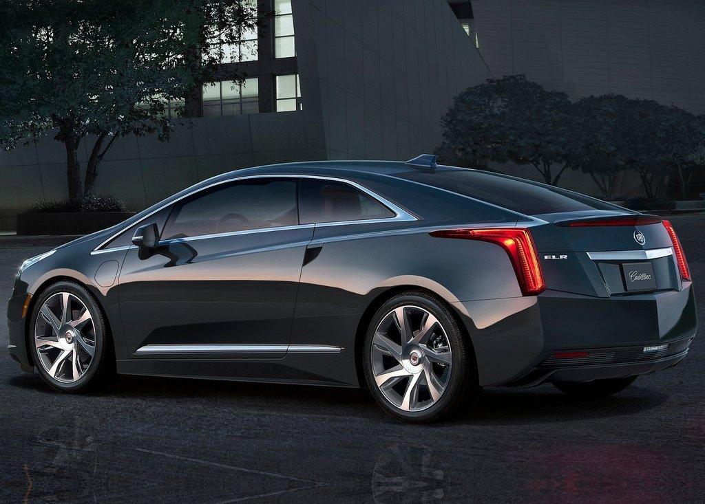 2014 Cadillac ELR Exterior Design (View 1 of 6)