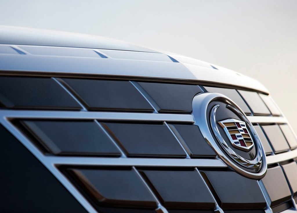 2014 Cadillac ELR Grille (View 2 of 6)