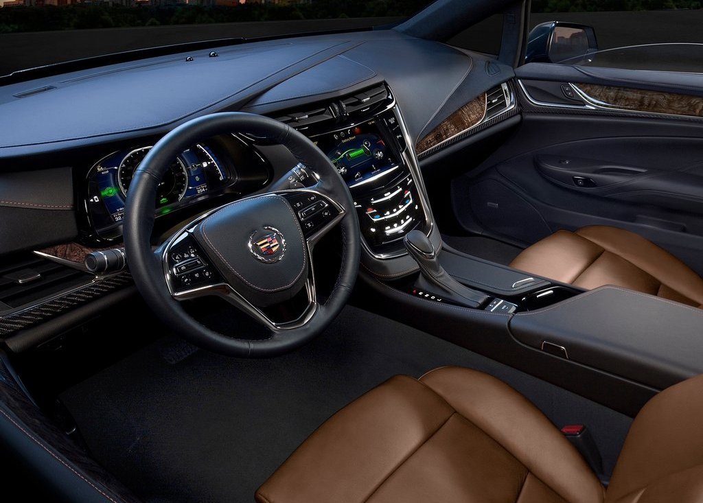 2014 Cadillac ELR Interior (Photo 4 of 6)