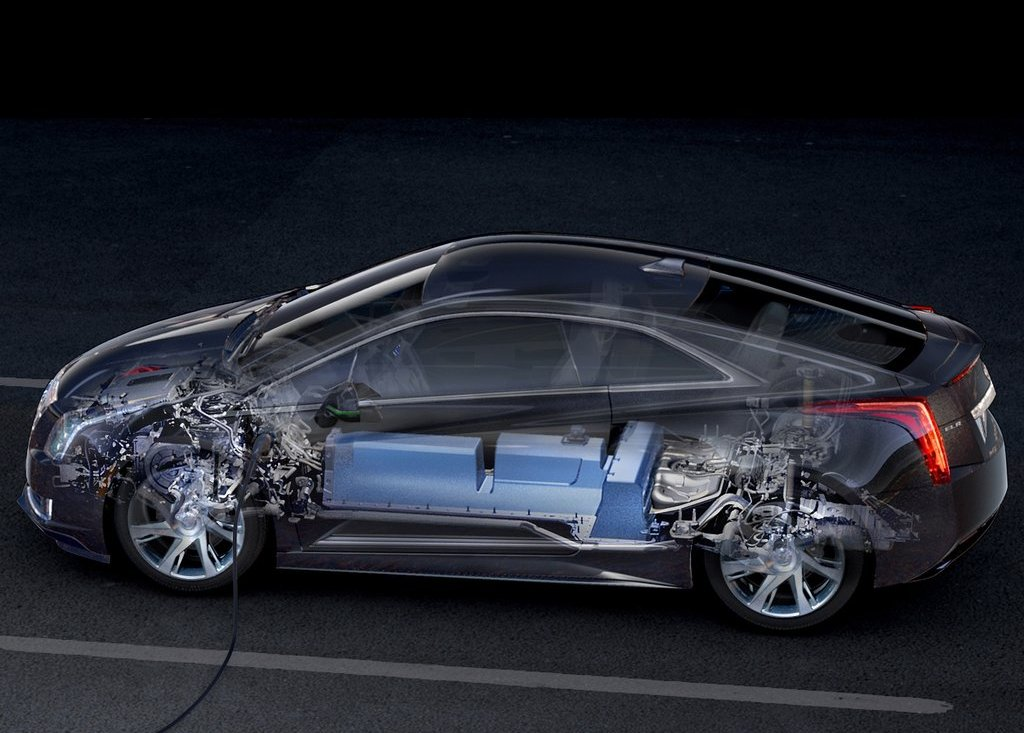 2014 Cadillac ELR Powertrain (Photo 5 of 6)