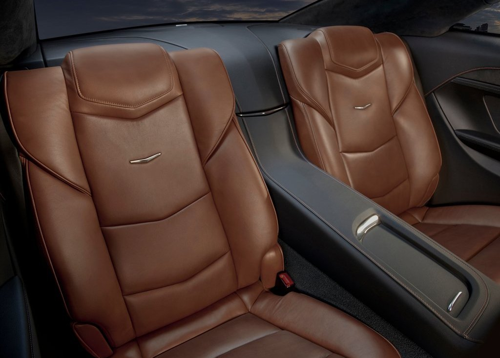 2014 Cadillac ELR Seat (Photo 6 of 6)