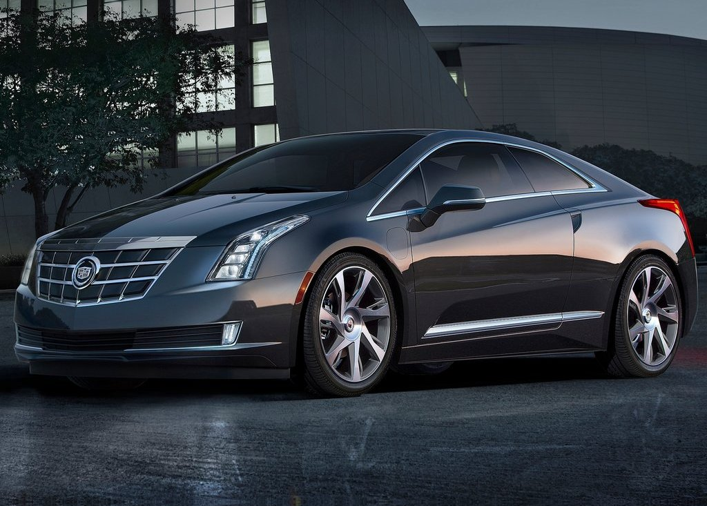 Featured Image of 2014 Cadillac ELR Unveiled At Chicago Auto Show