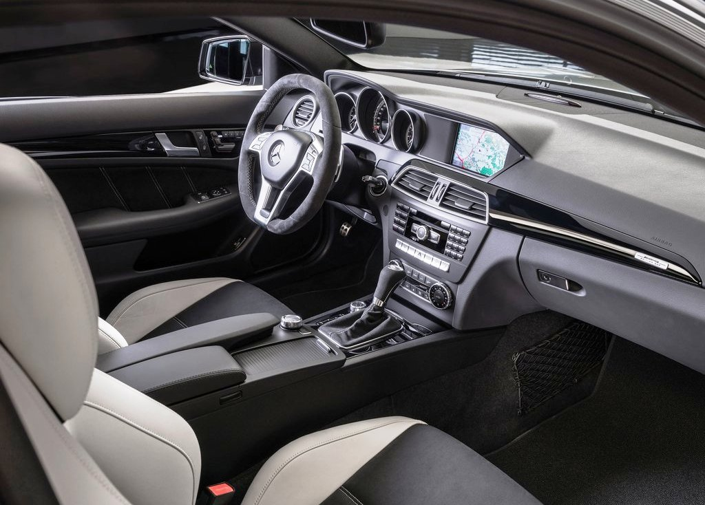 2014 Mercedes C63 AMG Interior (Photo 4 of 7)