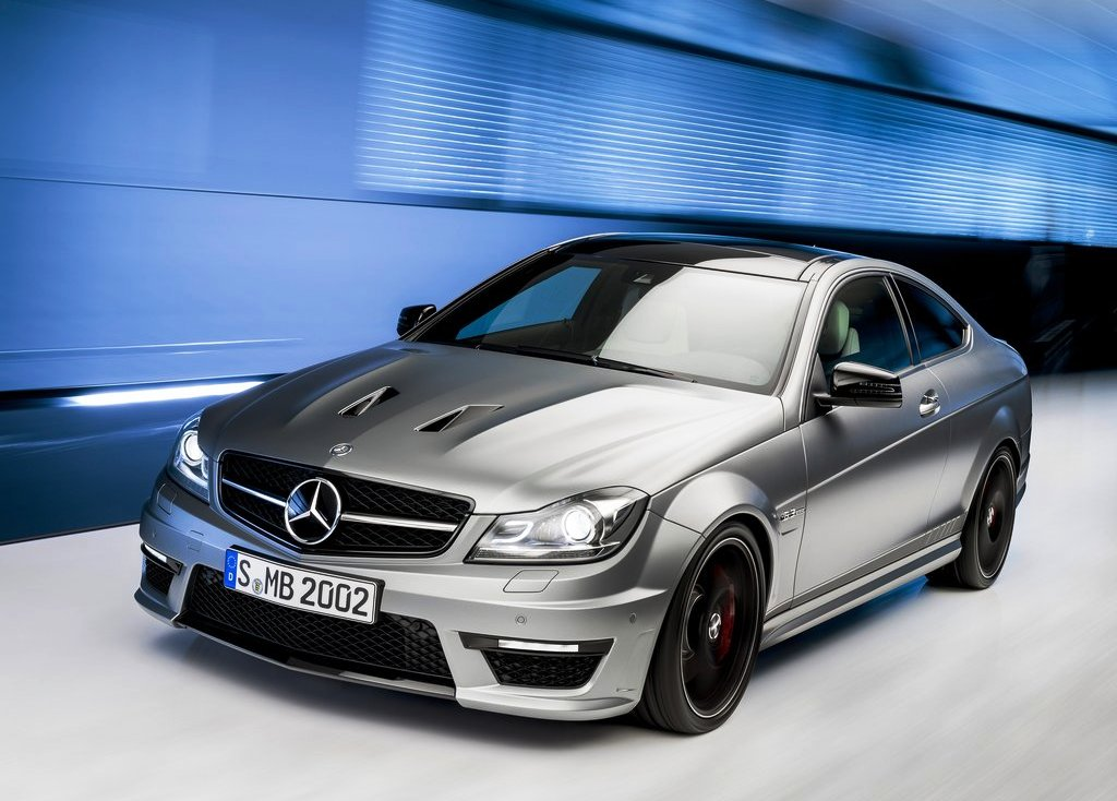 2014 Mercedes C63 AMG Wallpaper (Photo 6 of 7)
