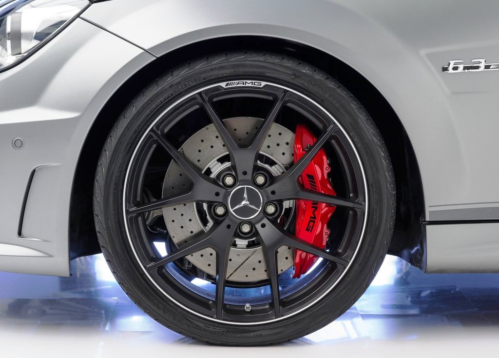 2014 Mercedes C63 AMG Wheels (Photo 7 of 7)