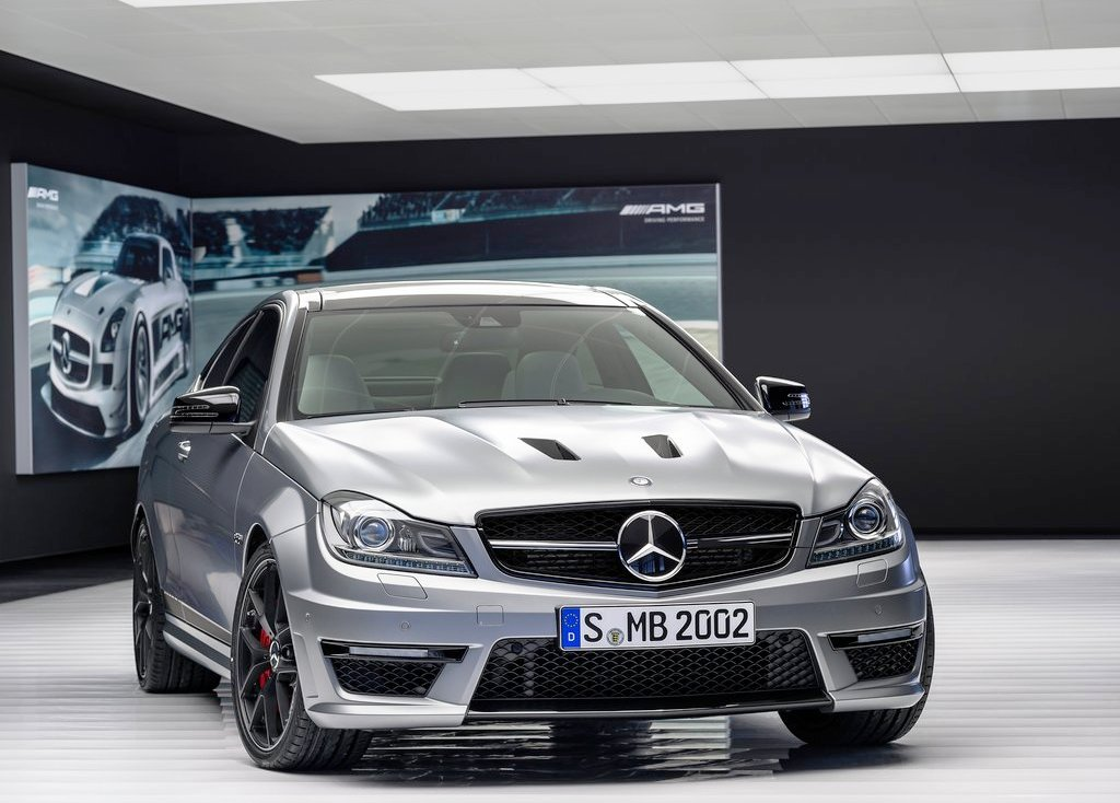 Featured Image of Mercedes C63 AMG Review (2014) At Geneva Motor Show