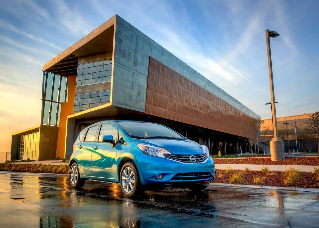 2014 Nissan Versa Note Wallpaper (Photo 8 of 8)
