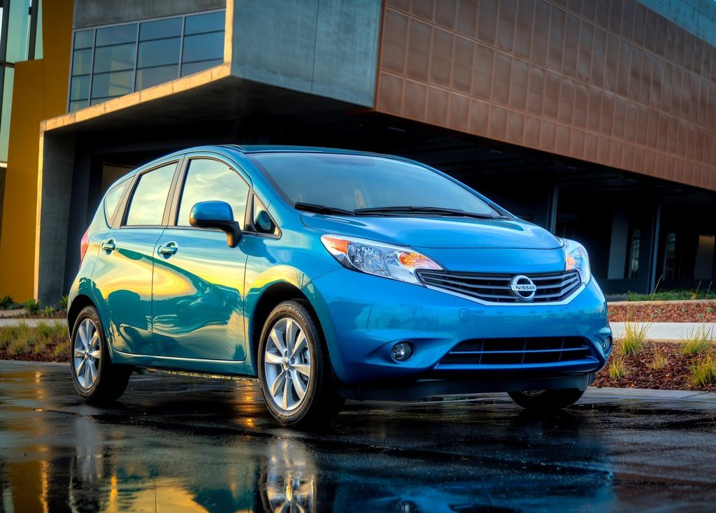 Featured Image of 2014 Nissan Versa Note Hatchback At Detroit Auto Show