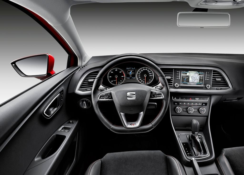 2014 Seat Leon SC Interior (Photo 3 of 6)
