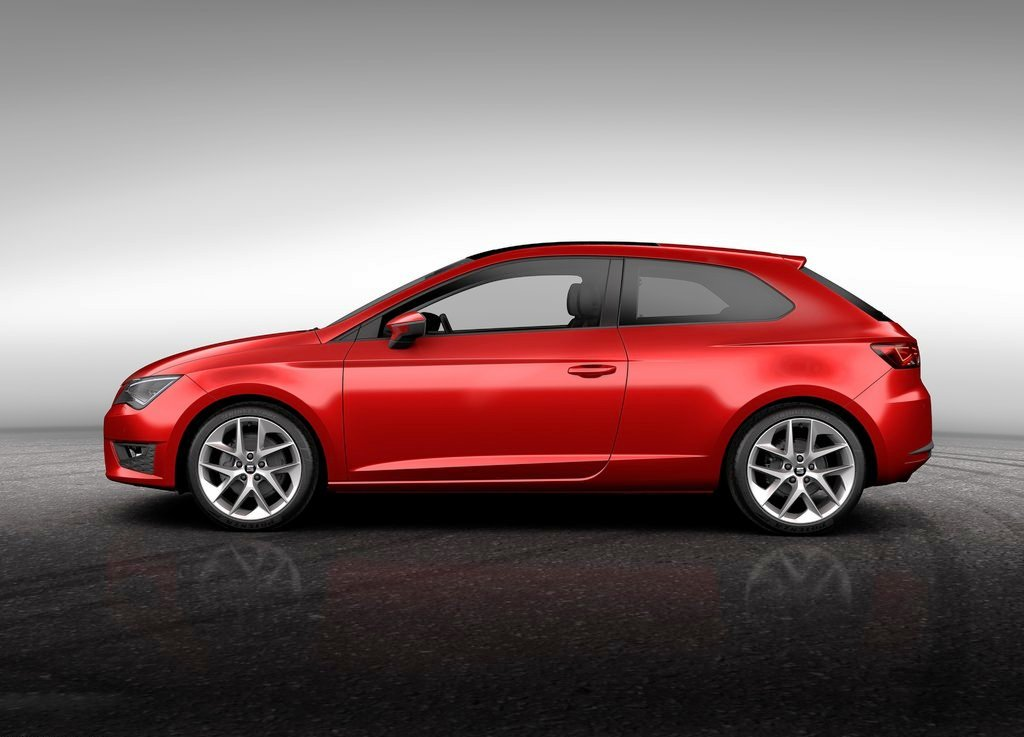 2014 Seat Leon SC Side (Photo 5 of 6)