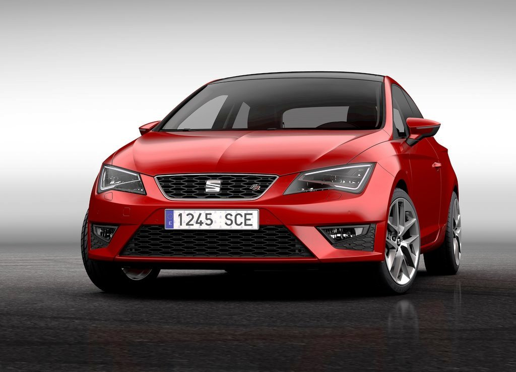 Featured Image of 2014 Seat Leon SC Revealed At Geneva Motor Show