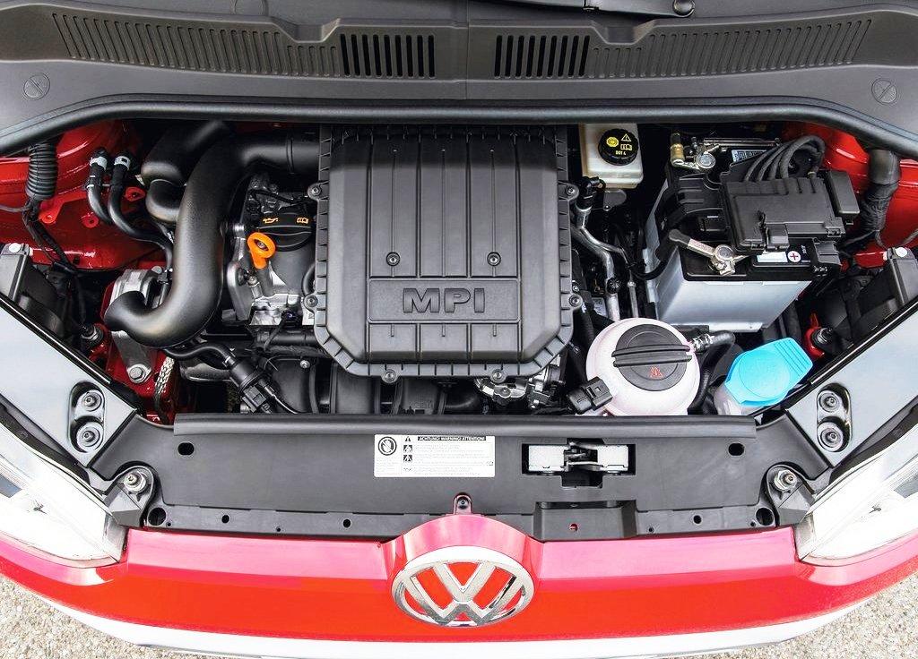 2014 Volkswagen Cross Up Engine (Photo 3 of 7)