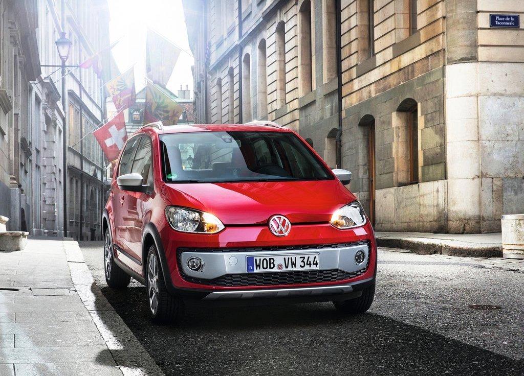2014 Volkswagen Cross Up Photos (Photo 5 of 7)