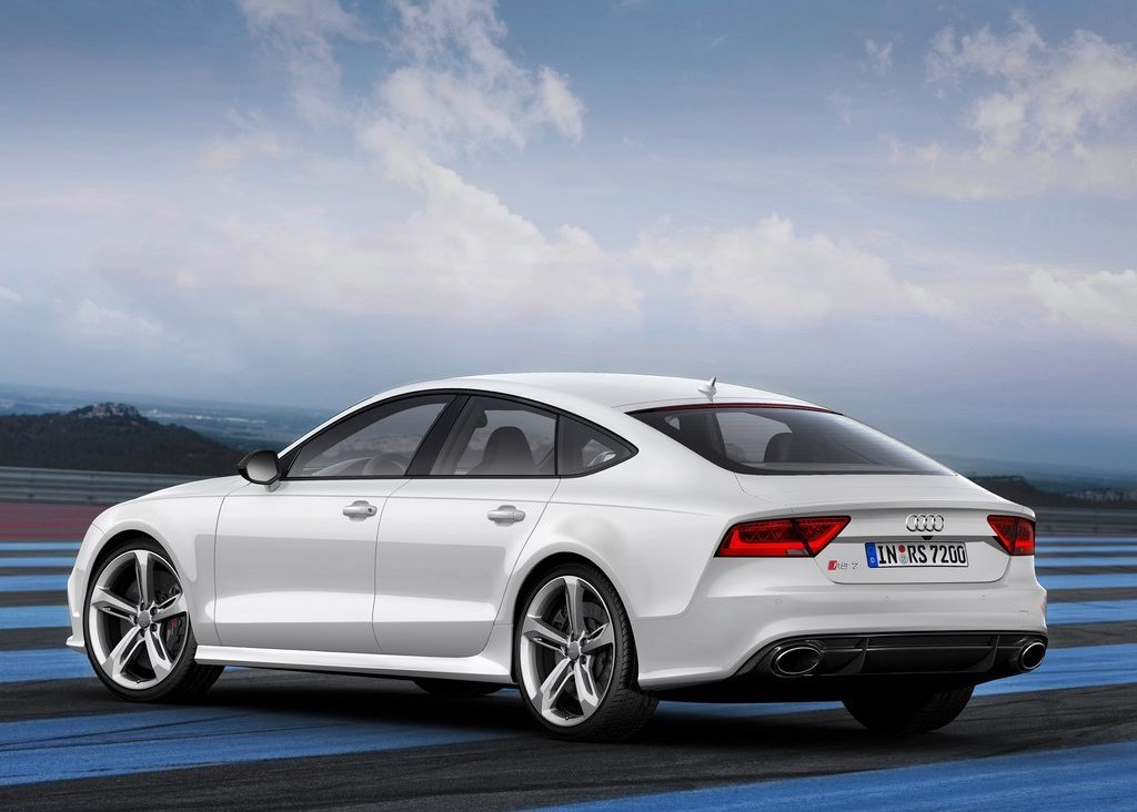 2014 Audi Rs7 Sportback Rear (Photo 4 of 7)