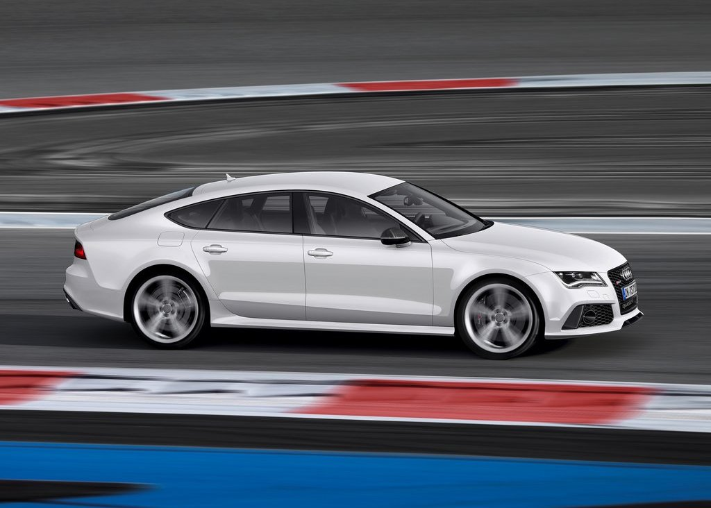 2014 Audi Rs7 Sportback Side (Photo 5 of 7)