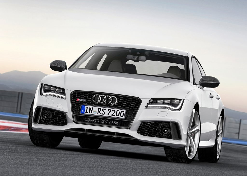 2014 Audi Rs7 Sportback (Photo 1 of 7)