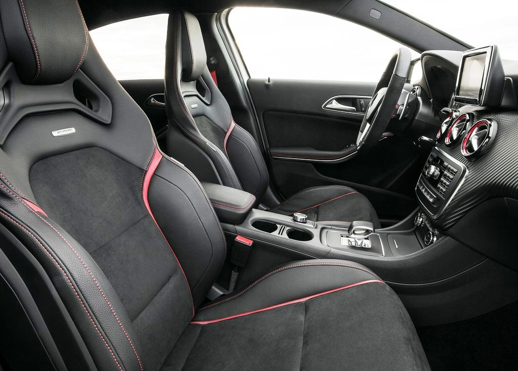 2014 Mercedes Benz A45 Amg Inside (View 1 of 8)