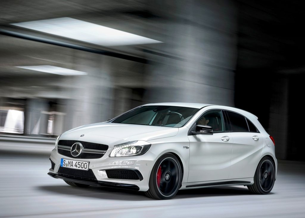 2014 Mercedes Benz A45 Amg Pictures (Photo 4 of 8)