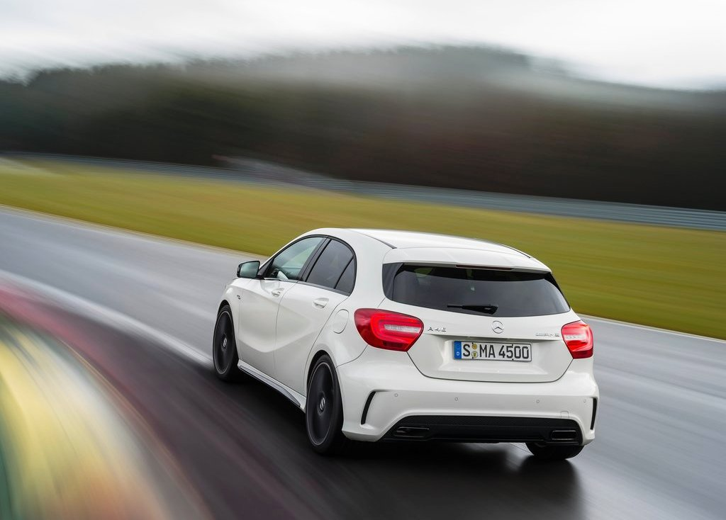 2014 Mercedes Benz A45 Amg Review (Photo 6 of 8)