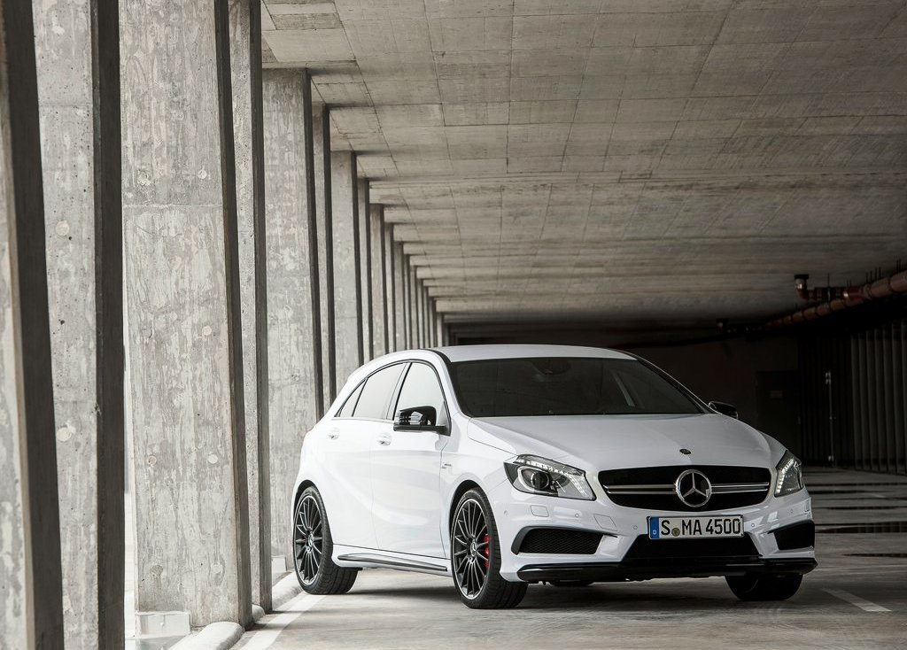 2014 Mercedes Benz A45 Amg Specification (View 6 of 8)