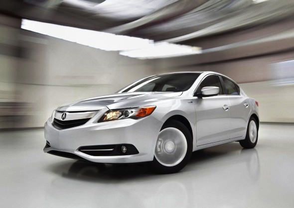Acura ILX (View 1 of 26)