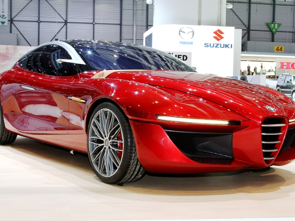 Featured Image of 2013 Alfa Romeo Gloria Concept At Geneva Review