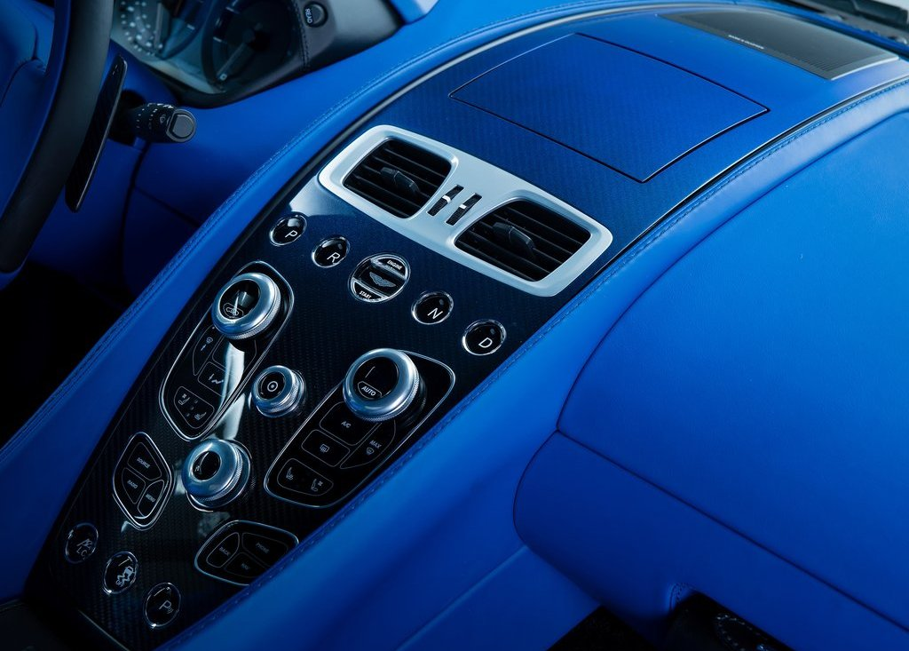 2013 Aston Martin Vanquish Q Dashboard (Photo 2 of 7)
