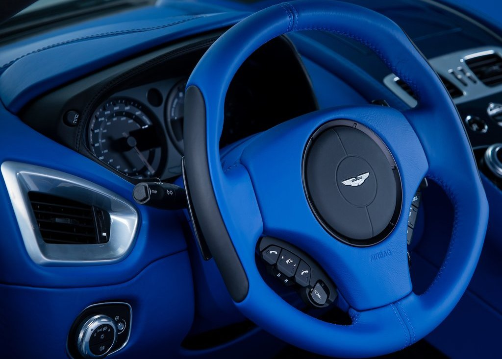 2013 Aston Martin Vanquish Q Inside (Photo 4 of 7)