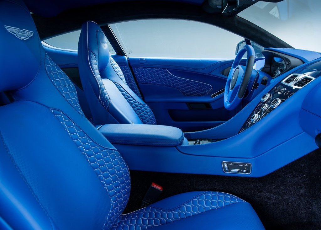 2013 Aston Martin Vanquish Q Interior (Photo 5 of 7)
