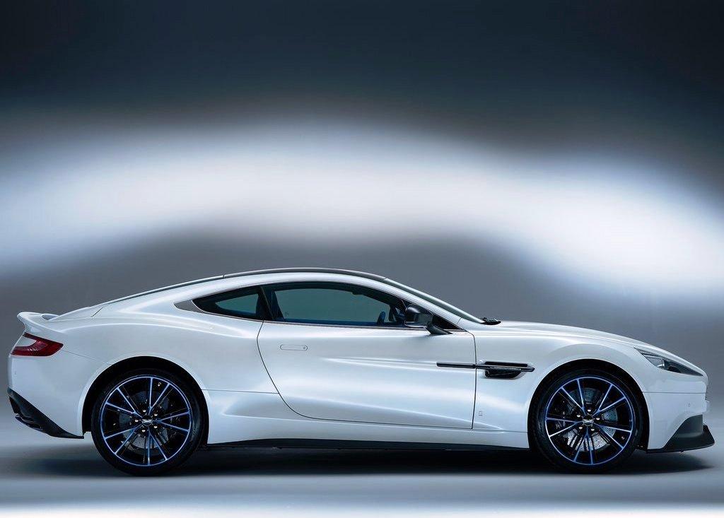 2013 Aston Martin Vanquish Q Side View (View 6 of 7)