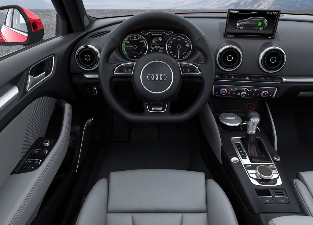 2013 Audi A3 E Tron Concept Interior (Photo 3 of 8)