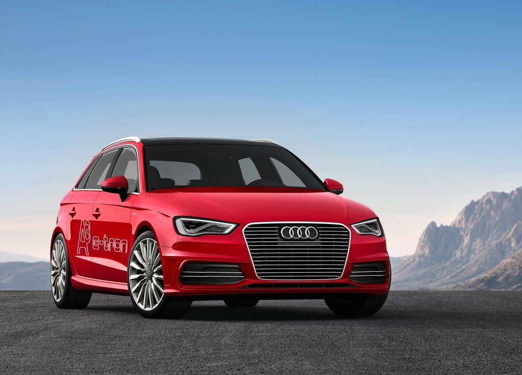 2013 Audi A3 E Tron Concept (Photo 1 of 8)