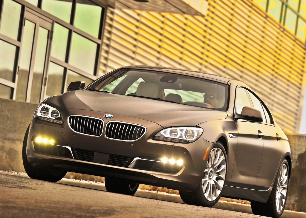 BMW 640i Gran Coupe (View 4 of 26)