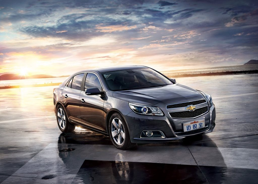 Chevrolet Malibu (View 5 of 26)