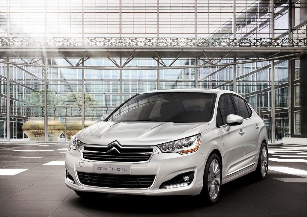 Citroen C4 L Wallpaper (View 7 of 26)