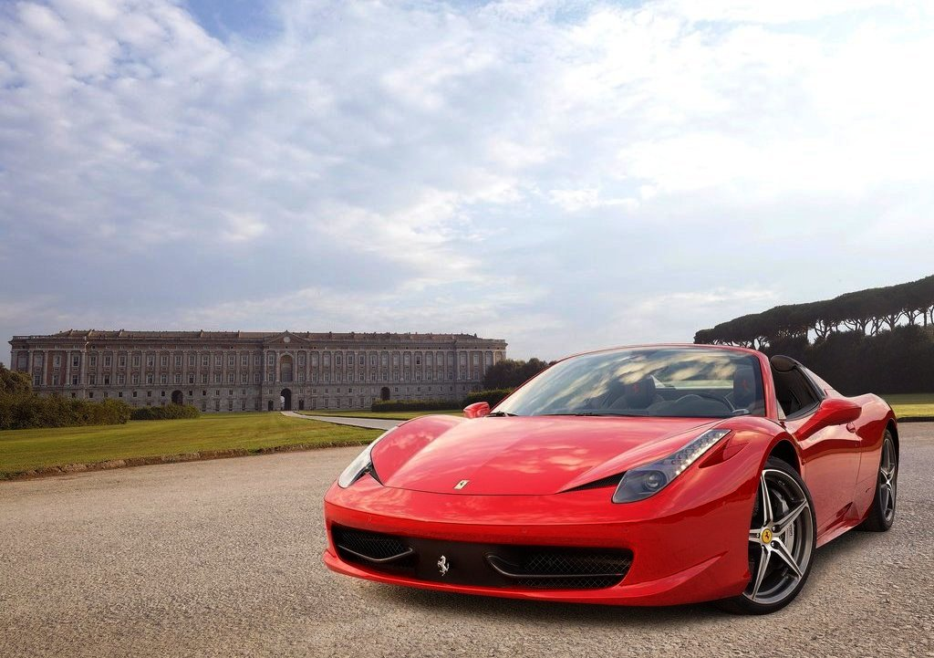 Ferrari 458 Spider (Photo 9 of 26)