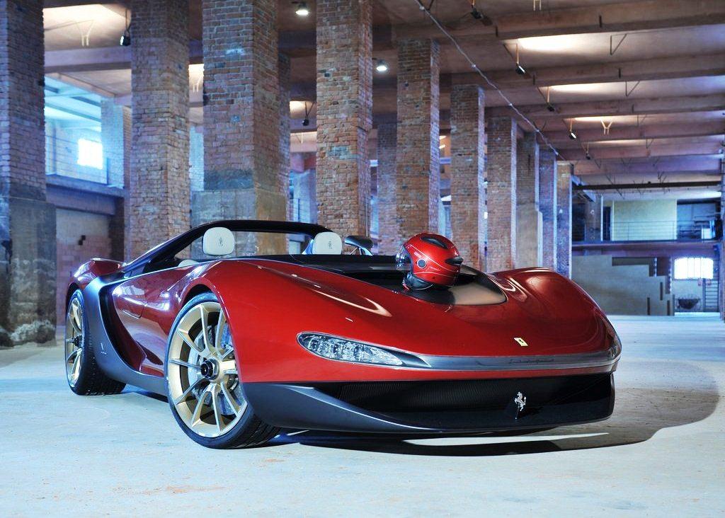 2013 Ferrari Sergio Concept Images (Photo 3 of 7)