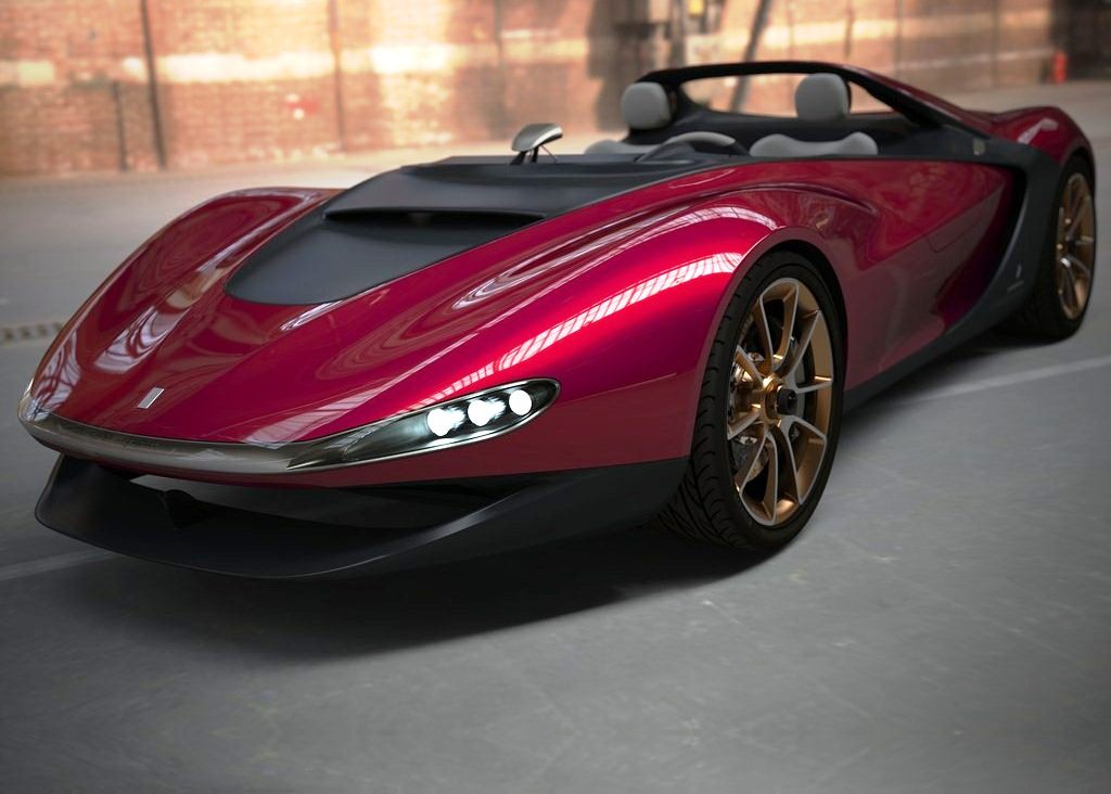2013 Ferrari Sergio Concept Photos (View 4 of 7)