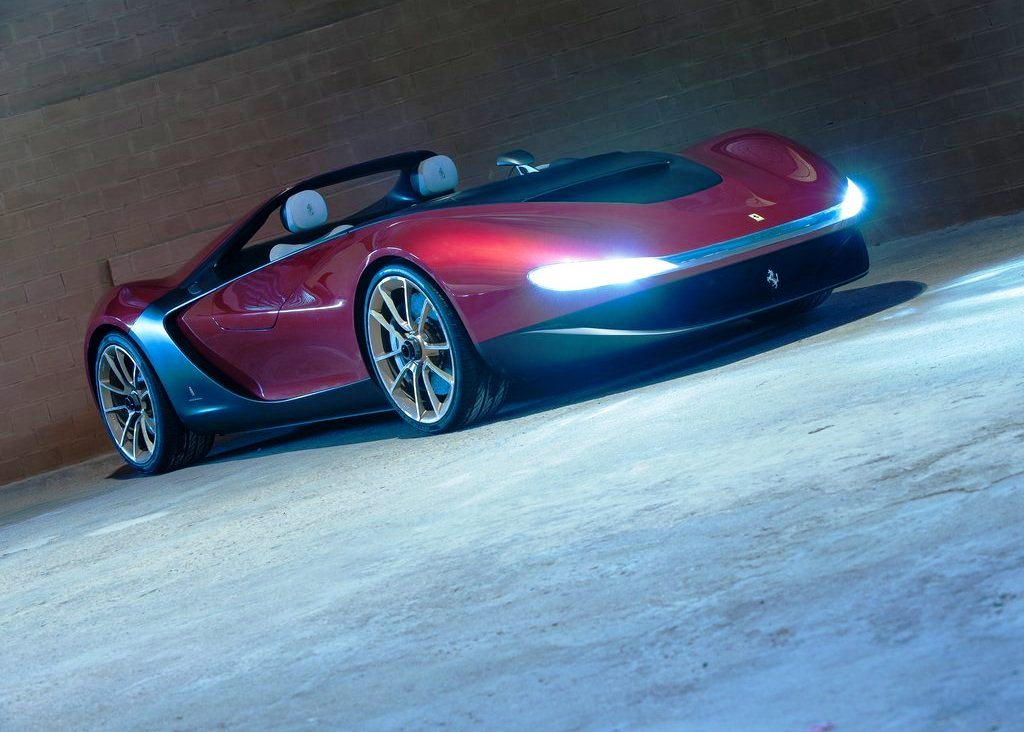 Featured Image of 2013 Ferrari Sergio Concept Pininfarina Review